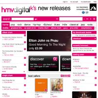 HMV Digital image