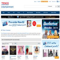 Tesco Entertainment image